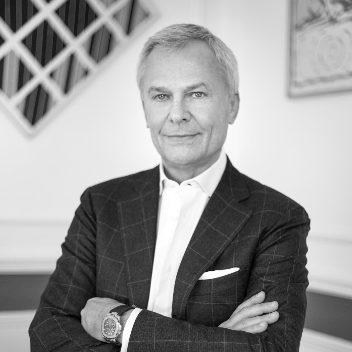Eric Verlinden, CEO de Trevi Group